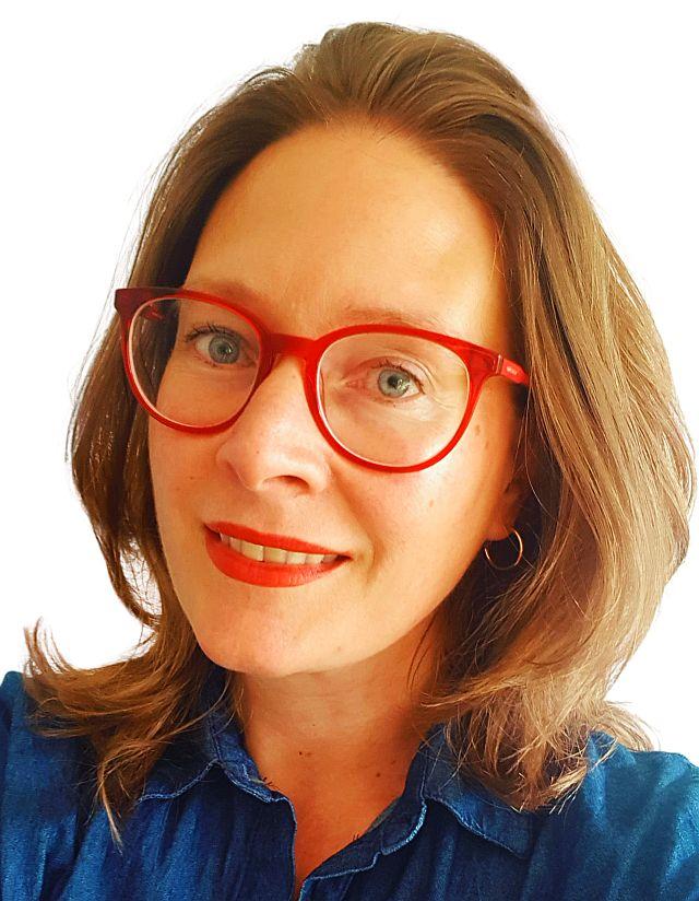 Autorin Stefanie Laube